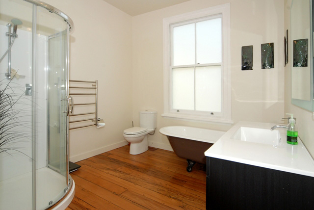 Prospecs building project gallery renovation project for Professional bathroom renovations